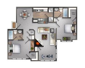 Milton Floor Plan