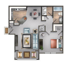 Abbott Floor Plan