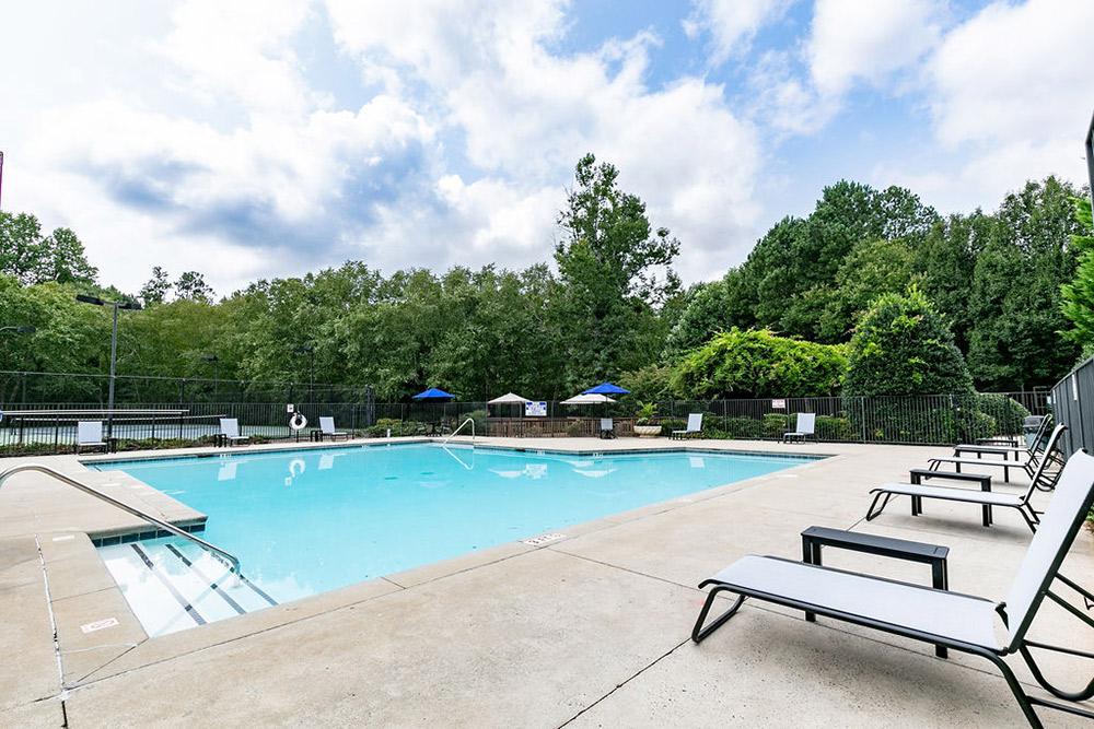 Pool - Collingwood Apartment Homes