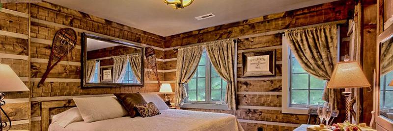Lake Rabun Hotel Room