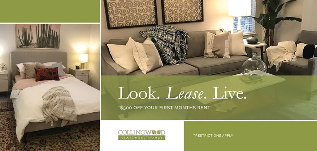 Look. Lease & Live!