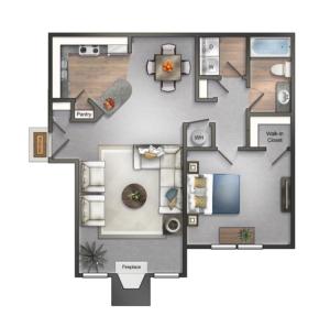 Autrey Floor Plan