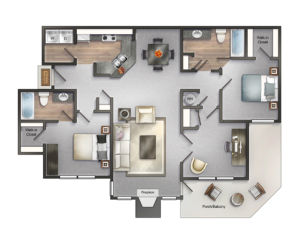 Mansell Floor Plan