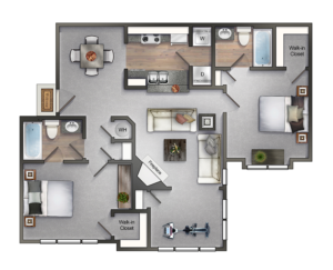 Milton Floor Plan