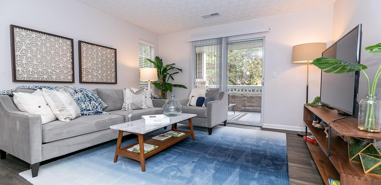 Collingwood living room